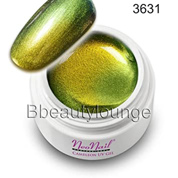 Amazoncom 5 Ml Neo Nails 3631 Chameleon Colour Change Uv Gel