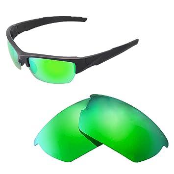 Cristales de repuesto Walleva para gafas de sol Wiley X - múltiples opciones, Mujer Unisex adulto, Emerald - Polarized, talla única: Amazon.es: Deportes y ...