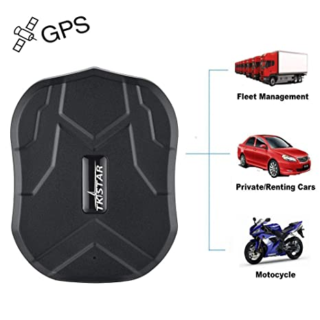 hangang GPS Tracker GPS para Coche Impermeable/gsm/gprs Tracking 150 Días Standby GPS