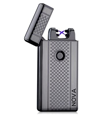 NOVA Lighter Electric Plasma Windproof Arc USB
