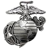 Indiana Metal Craft US Marine Corps EGA Auto Grille Emblem. Made in USA