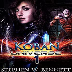 Koban Universe 1 Audiobook
