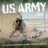 U.S. Army 2014: 16 Month Calendar - September 2013 through December 2014