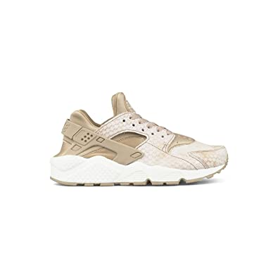 b308f153497a Image Unavailable. Image not available for. Color  Nike Womens Air Huarache  Run Premium Fashion ...