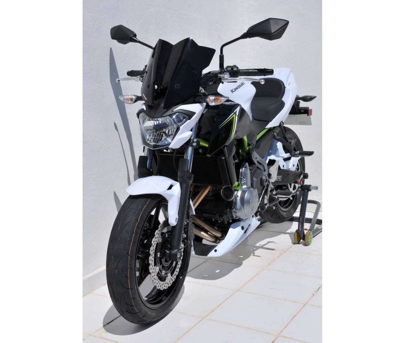 Kawasaki Z650 - 17/18-saute viento ermax-0303095: Amazon.es ...