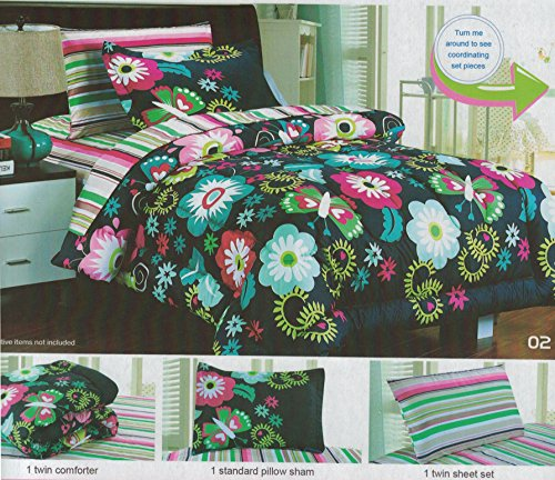 Tropical Bed In A Bag Sets - 3