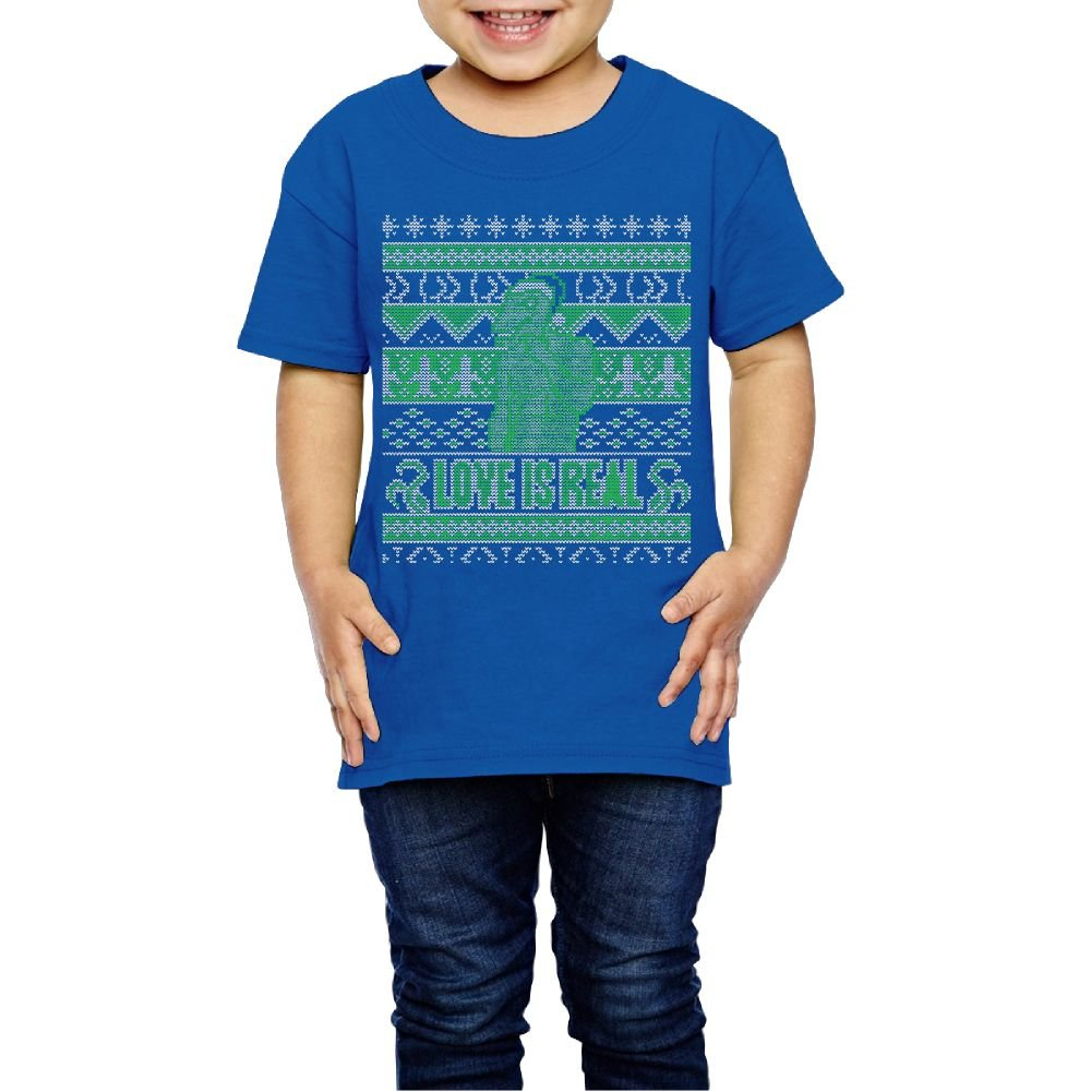 Yishuo Boys Handsome Holiday Sweater Fashion Tennis T Shirts Short Sleeve RoyalBlue 4 Toddler