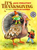 It's Thanksgiving, Jack Prelutsky, 0688147291