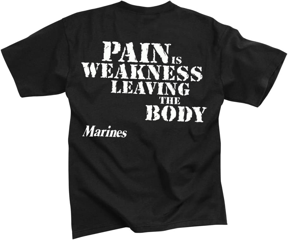 Rothco T-Shirt/Pain is Weakness