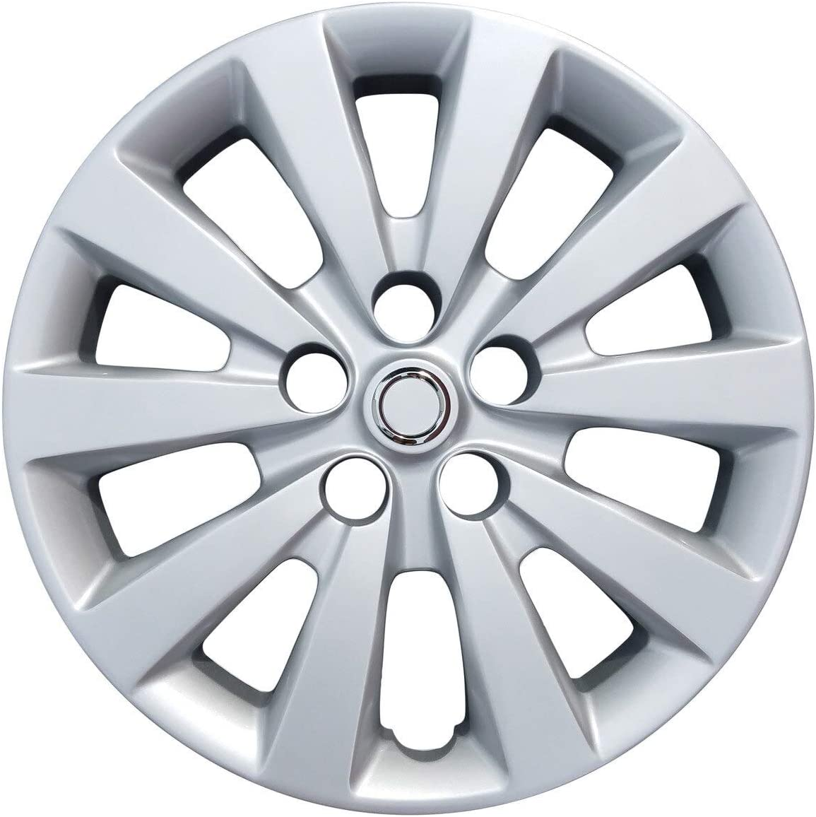 """Hubcap NEW fits Sentra Nissan 2013 14 15 16 17 18 16/"""" Wheel Cover 10 spoke style"""