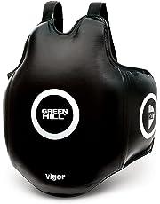 GREEN HILL PETO PARA ENTRENADOR DE BOXEO VIGOR TRAINER SHIELD PROTECTOR VENTRAL BOXING KICK BOXING