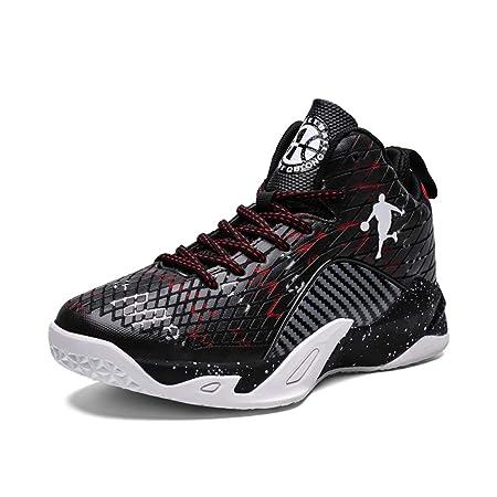 YSZDM Zapatillas de Baloncesto para Hombre, Entrenador de ...