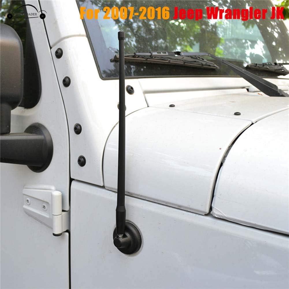 SayHia 13Amplificatore del Segnale dellantenna Radio dellantenna per Auto FM per Auto per Jeep Wrangler JK