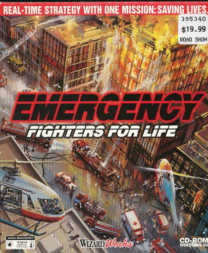 Amazon com: EMERGENCY FIGHTERS FOR LIFE: Software