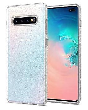 7ecc47e2e2c71d Spigen Galaxy S10 PLUS Case  Liquid Crystal Glitter  Flexible TPU Slim  Protection With Premium