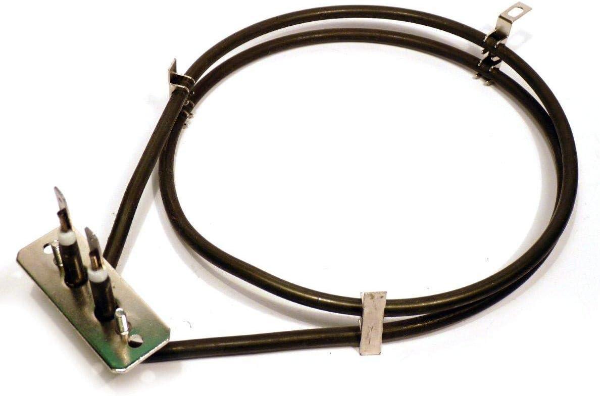 AEG Electrolux Ventilador Horno Elemento 2000 W 2 vueltas ...