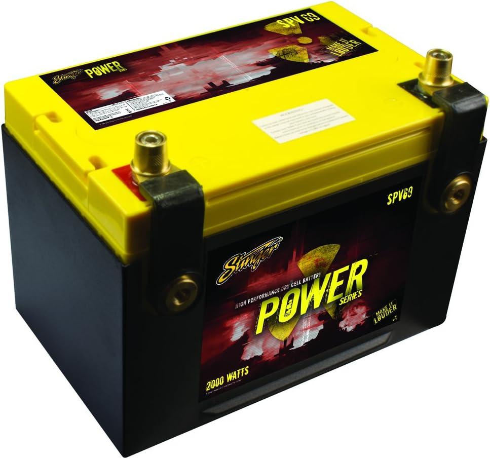 Stinger SPV69C 1100 Amp Power Series Dry Cell Battery