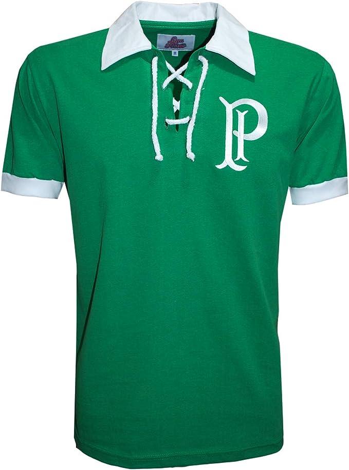 Camisa Palmeiras 191415 Liga Retrô Verde g