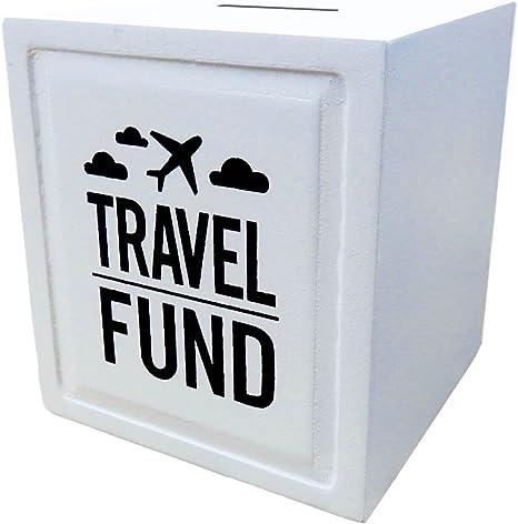 Travel Fund Piggy Bank