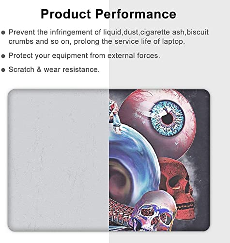 Ju ice W rld Laptop Schutzfolie wasserdicht und schmutzabweisend geeignet fur Apple MacBook Air 13 Modell A1466 A1369