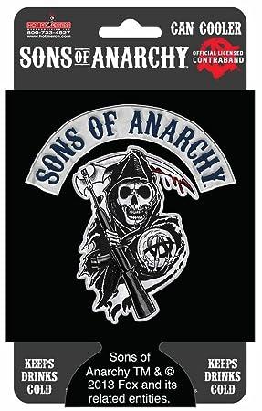 Sons Of Anarchy Parche Enfriador: Amazon.es: Coche y moto