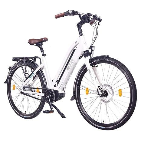 NCM Milano MAX N8R Bicicleta eléctrica Unisex, Bicicleta de ...