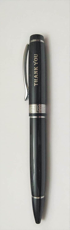 Thank You Men Pen Jrose collezioni confezione regalo con nome personalizzato Effectz Sterling