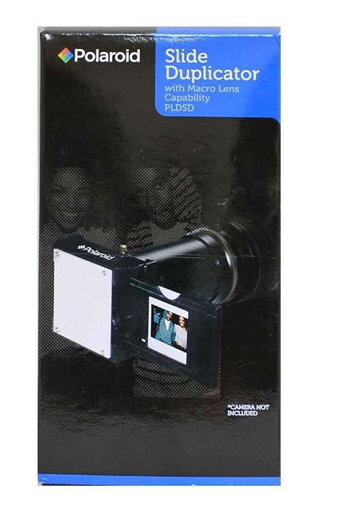 Polaroid - Duplicador de Diapositiva HD con Objetivo Macro para cámaras fotográficas SLR: Amazon.es: Electrónica