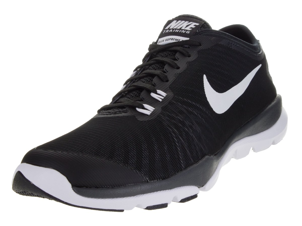 NIKE Women's Flex 11.5 Supreme TR 4 Cross Trainer B010RS3M5O 11.5 Flex B(M) US|Black/White/Anthracite/Stealth 83c6e6