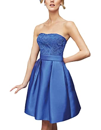 Amazon.com: Ankang Womens Short Prom Dress Lace Homecoming Cocktail dresses for Juniors: Clothing
