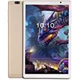 iBall iTAB MovieZ Tablet (10.1 inch, 32GB, Wi-Fi + 4G LTE + Voice Calling | Expandable Memory Up to 256GB), Champagne Gold