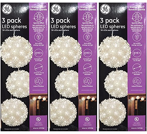Christmas Light Spheres Led - 4