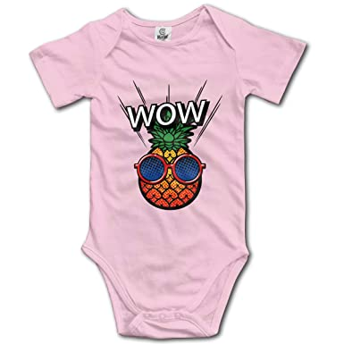 Baby Onesies Be a Pineapple Best 100/% Cotton Bodysuits Cute Short Sleeve Bodysuit