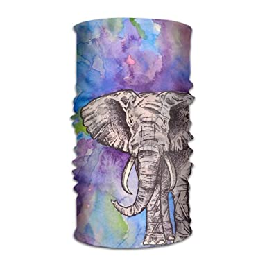 Elephant In The Room Headwear For Men And Women-Yoga Sports ...