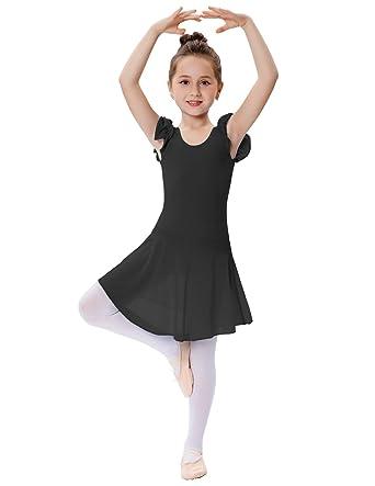 aeb88eaf15173 GRACE KARIN Justaucorps Gym Fille Robe Ballet Danse Classique CL010659   Amazon.fr  Vêtements et accessoires