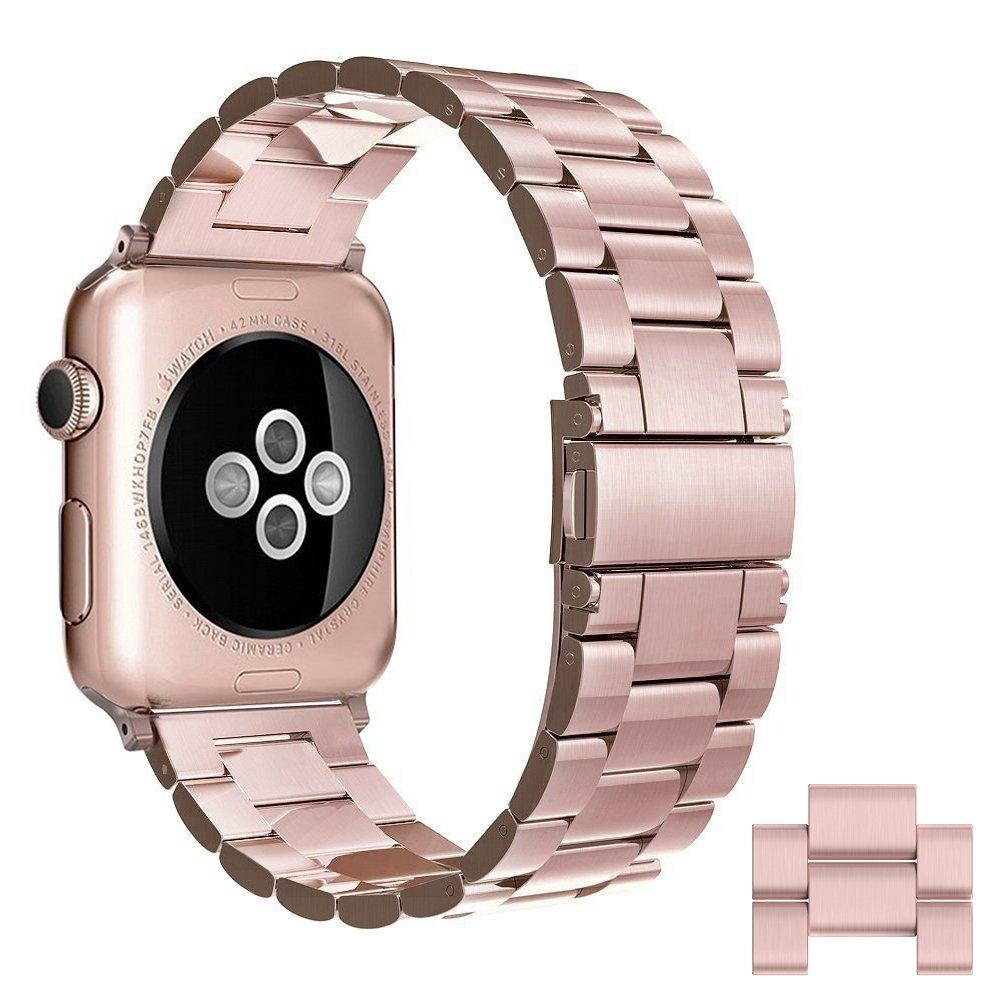 Simpeak Correa Compatible con Apple Watch Series 5/ Series 4 ...
