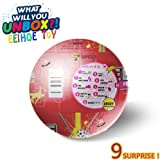 EELHOE 9 Surprise GIRLS Surprise Collectable Ball Miniature Mystery Toy