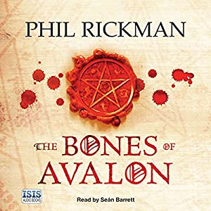 The Bones of Avalon Hörbuch