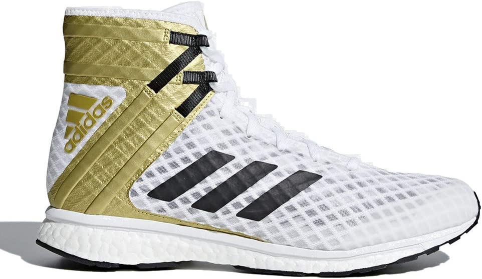 Fight n Fit Adidas Speedex 16.1 Boost, Blancdoré, 10