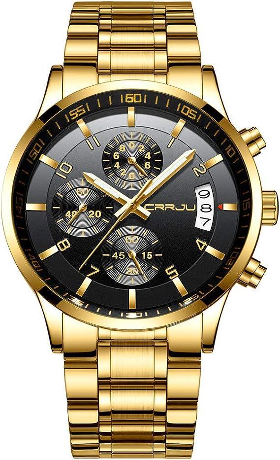 CRRJU Men's Wristwatches