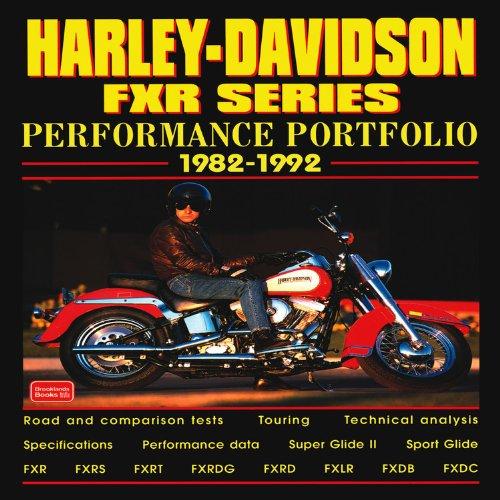 Harley Davidson Fxr - 3
