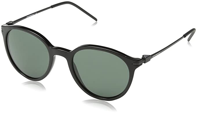 Emporio Armani Gafas de sol EArmani 2018 Top Black On Red 506173, 64