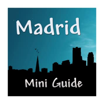 Amazon.com: Madrid Mini Guide: Appstore for Android