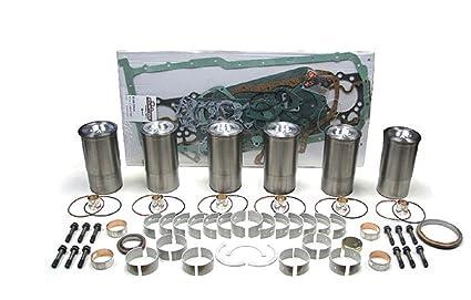 Amazon com: John Deere 404D Diesel Engine 4020 Major Overhaul Kit