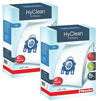 Dust Bags for MIELE S400 S600 S800 S2000 S5000 S8000 Vacuum Bag x 4 Fresh