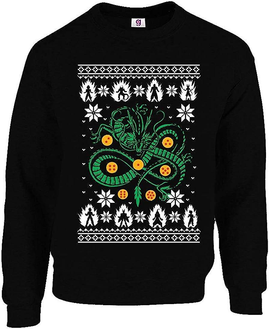 Funny Turtle Santa Ugly Christmas Sweater Gift Langarmshirt
