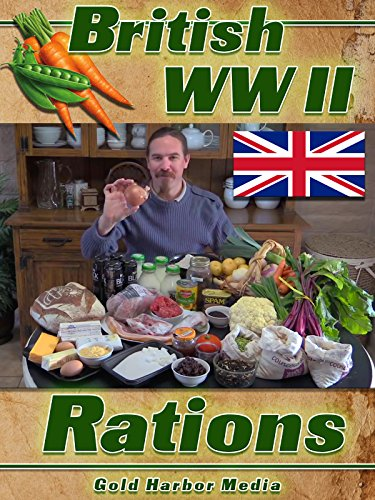 (British World War II Rations)