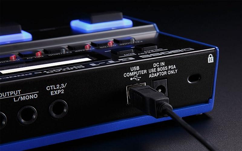 GT-1:USB端子