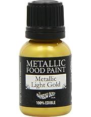 Rainbow Dust Metallic Paint Light Gold