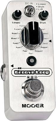 MOOER Groove Loop Pedal